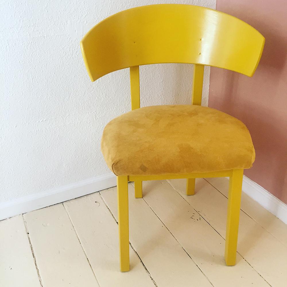 Opdateret stol