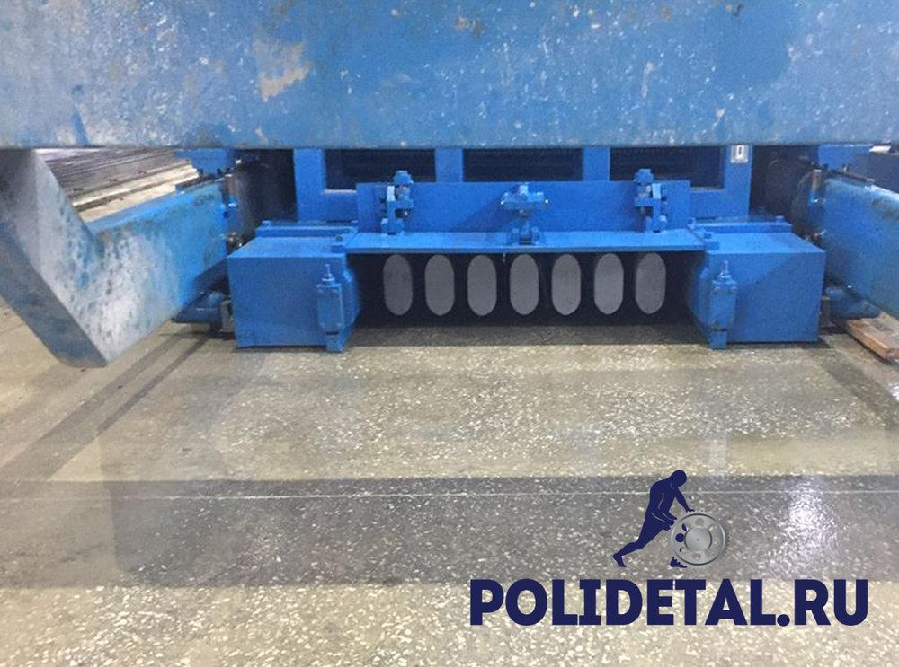 Успешна запущена формообразующая оснастка с полиуретановыми пустотообразователями в г. Пенза, для производства плит ПБ 220-1000.