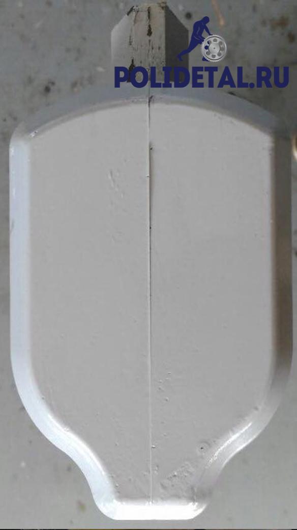 """Модификация пуансонов производства """"ПОЛИДЕТАЛЬ"""" для формовки плит ПБ180 с повышенной пустотностью"""