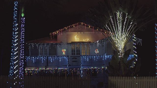 Another Summer Christmas House. #Townsville