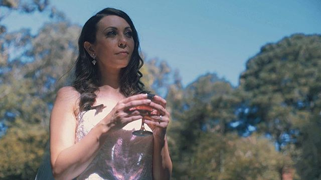 Spent the weekend in the Adelaide Hills with some awesome people filming a magical wedding!!