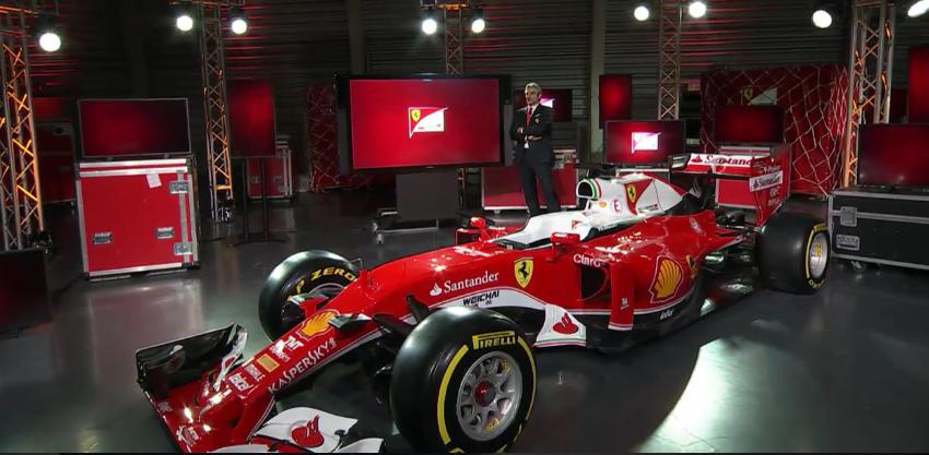 Philip Boeckman Formula 1 Ferrari