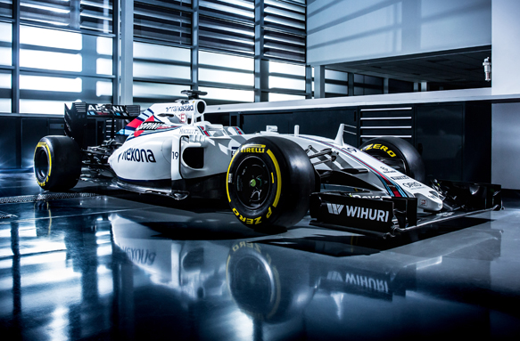 Williams Formula 1 Philip Boeckman