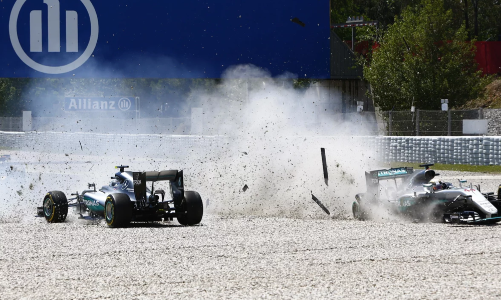 Philip Boeckman Formula One Lewis Hamilton Mercedes