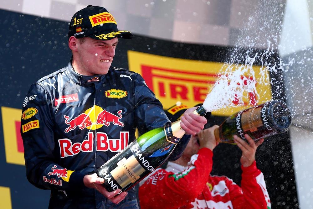 Philip Boeckman Formula One Max Verstappen