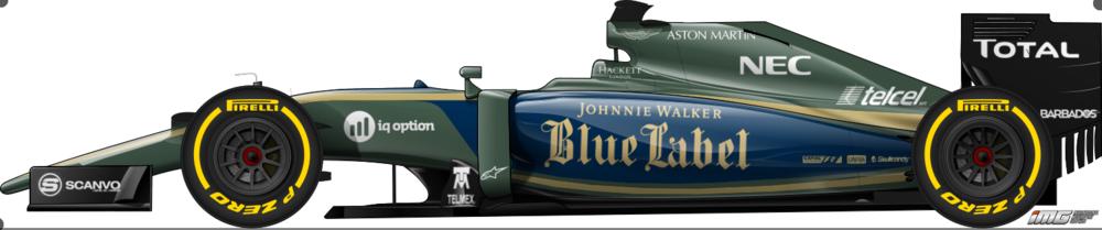Andrew Boeckman Formula 1 Aston Martin