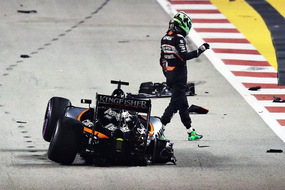 Philip Boeckman Formula One Singapore