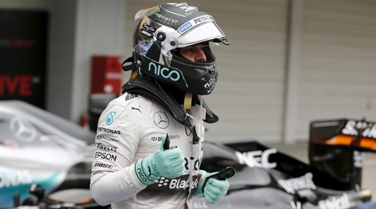 Nico Rosber Philip Boeckman Formula 1 Japan