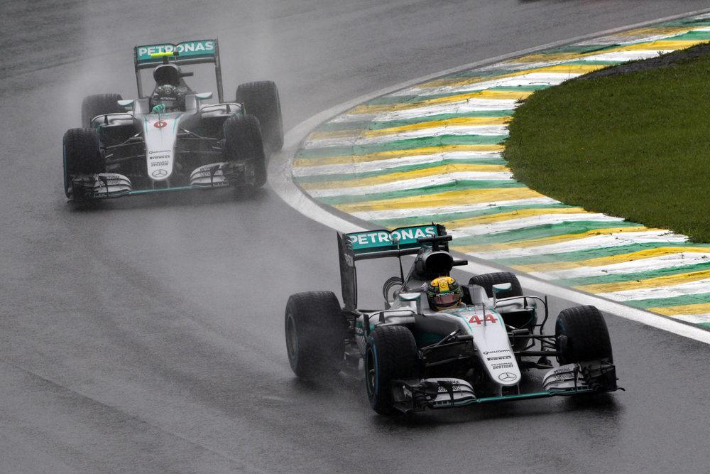 Philip Boeckman Formula One Mercedes Lewis Hamilton Nico Rosberg