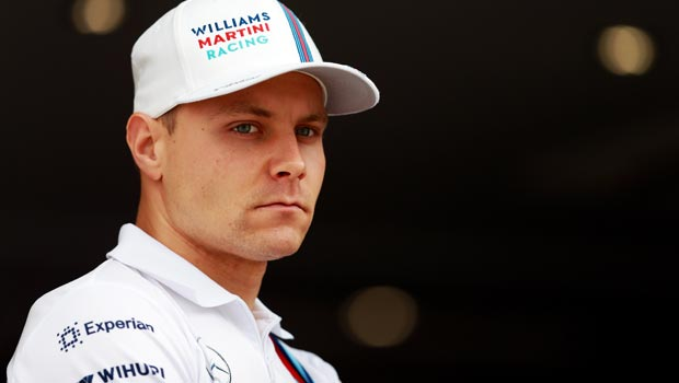 Valtteri Bottas Philip Boeckman Formula 1