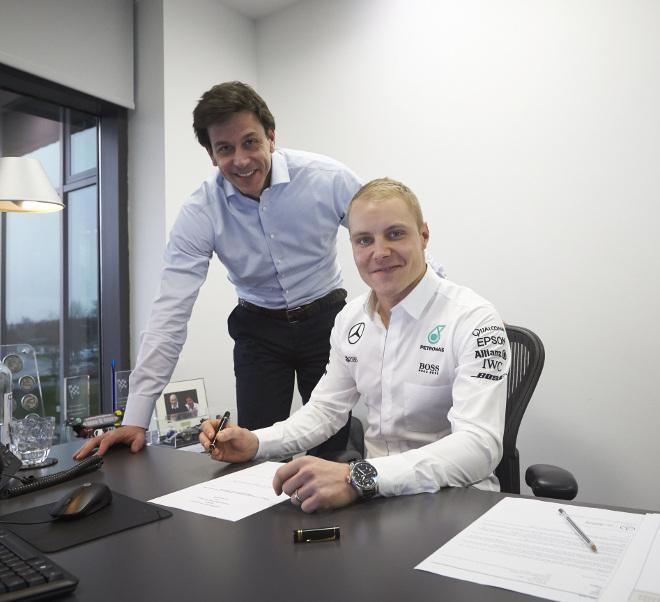Philip boeckman Formula 1_Valtteri Bottas