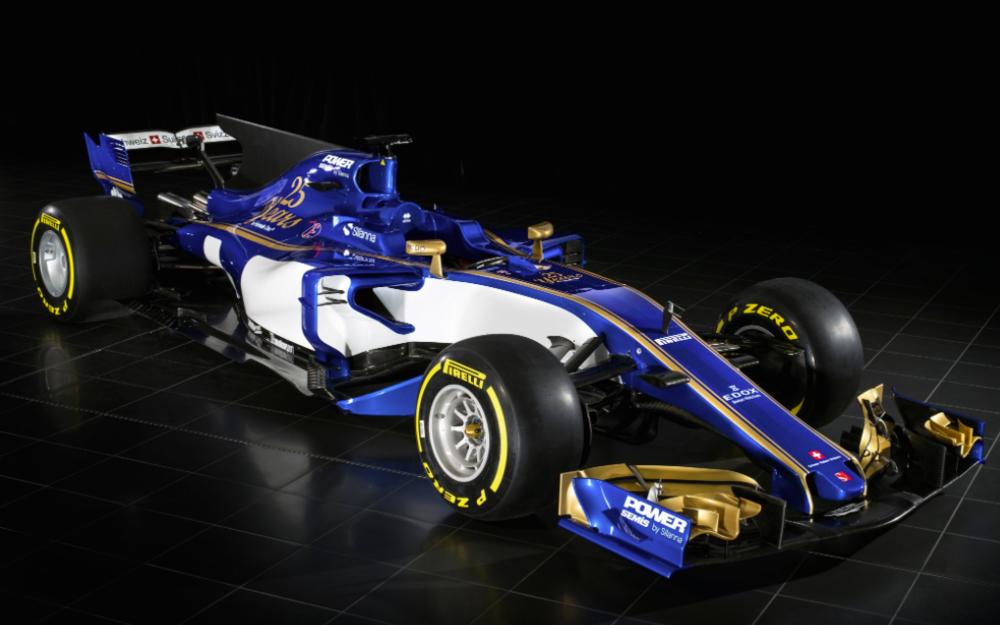 Philip Boeckman Formula 1 Sauber