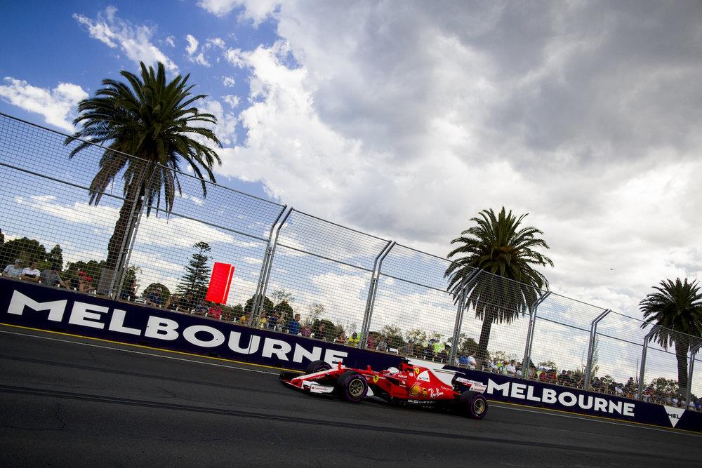 Philip Boeckman Formula 1 2017 Ferrari