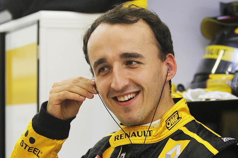 Philip Boeckman Renault Formula One Robert Kubica