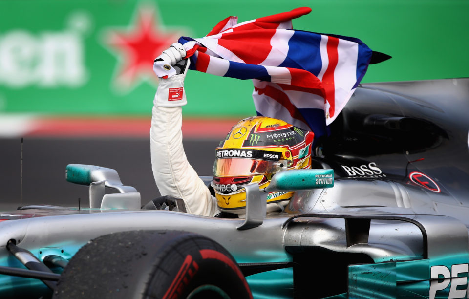 Lewis Hamilton Philip Boeckman World Champion