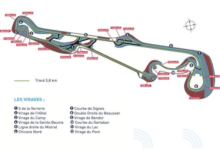 Philip Boeckman Paul Ricard French Grand Prix