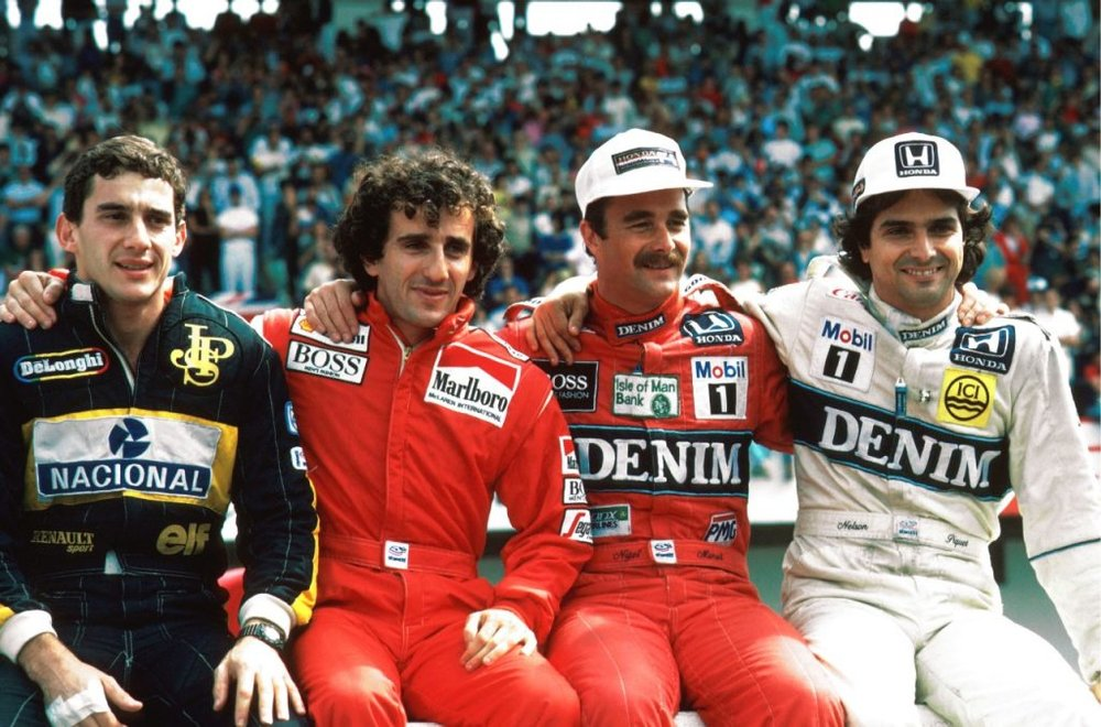 Philip Boeckman Formula One Ferrari