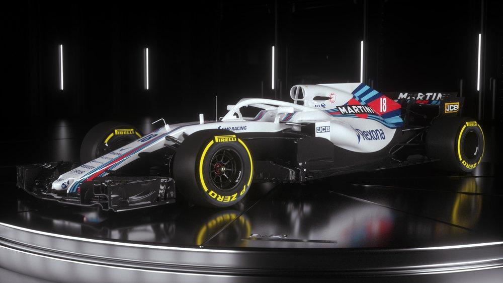 Formula One Williams Philip Boeckman