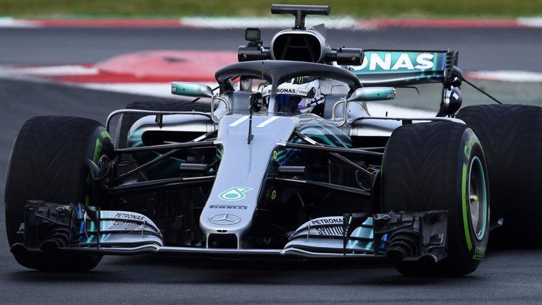 Philip Boeckman Formula One 2018 testing