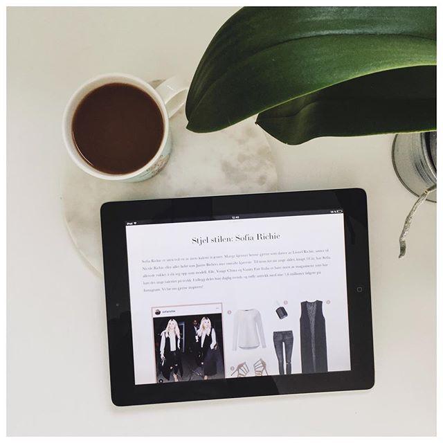 Vi elsker Sofia Richie og lar oss gjerne inspirere💕På bloggen viser vi hvordan du kan stjele stilen uten å svi lommeboken. . . . . #ByenSandnes #maxisandnes #amfivågen #sandnessentrum #bystasjonen #sandnes #flatlay #blogg #stjelstilen #fashion #sofiarichie #ootd #budsjettkjøp
