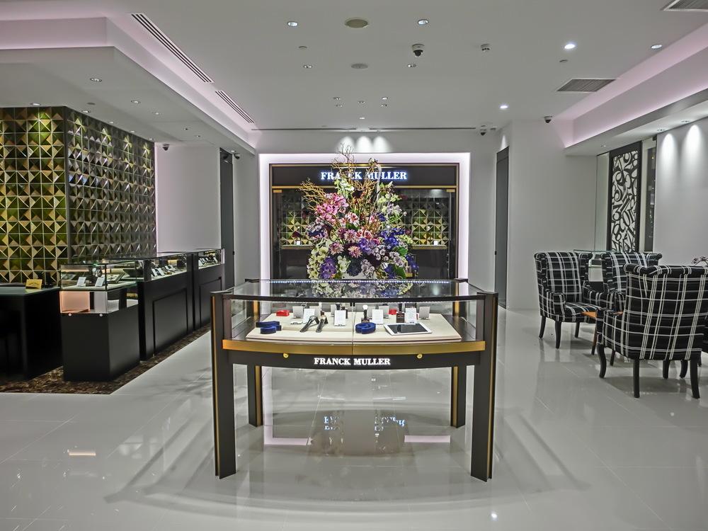Franck Muller New Boutique Yangon Myanmar(2).jpg
