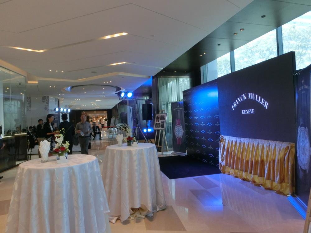 Franck Muller New Boutique Yangon Myanmar(4).JPG