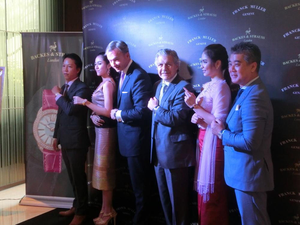 Franck Muller New Boutique Yangon Myanmar(7).JPG