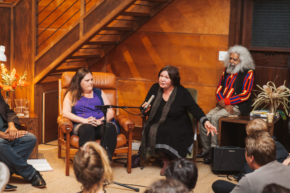 Thanks to Renee Sleigh and Kerri Hunt for sharing their story at the  @yarnaustralia  Narrm Melbourne Launch last week. Such a memorable night of culture & conversation. Thank you also to the Wurundjeri elders for coming and welcoming us all to this Country.