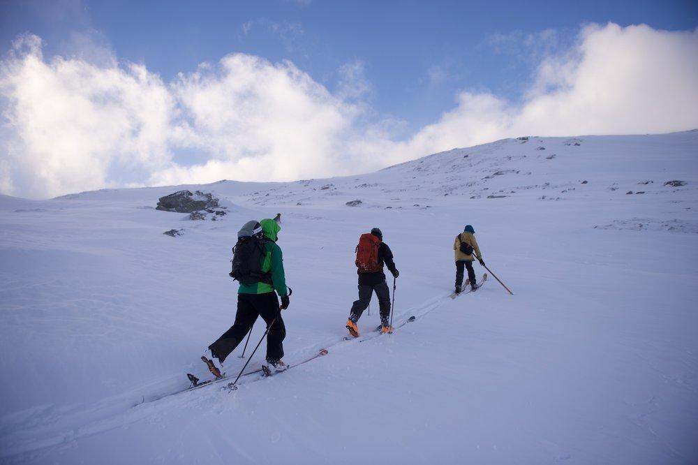 Lom skifestival 11.-13. november.