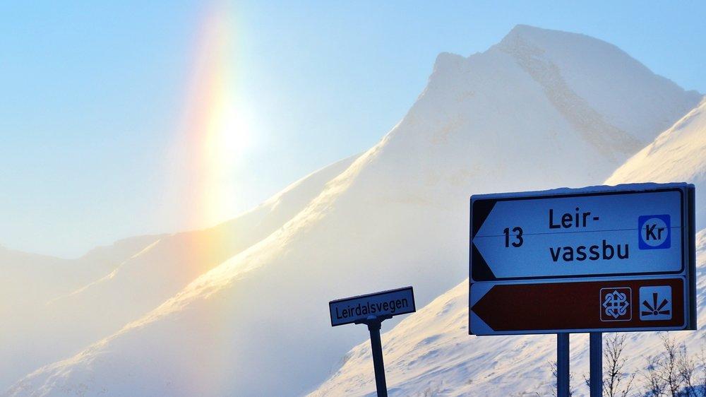 - Skitur til Loftet på Sognefjellet.