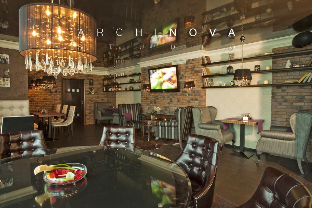 Ресторан Bar London