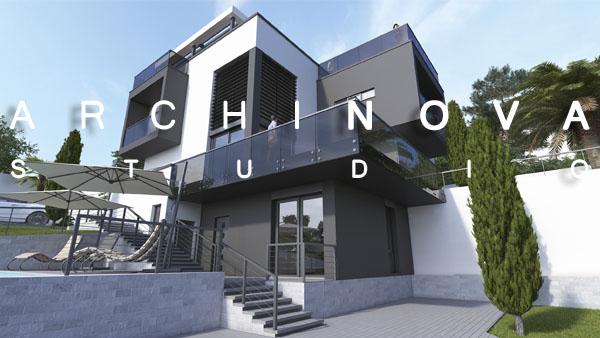 Архитектурные проекты нашей студии