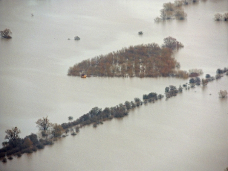 Flooding in 2014