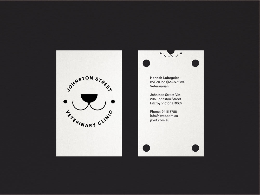 Wonderful Veterinary Business Card Images - Business Card Ideas ...