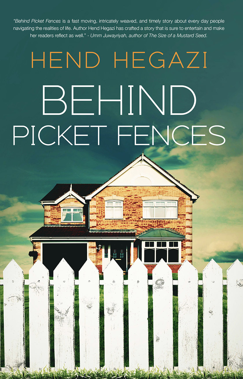 Behind Picket Fences by Hend Hegazi