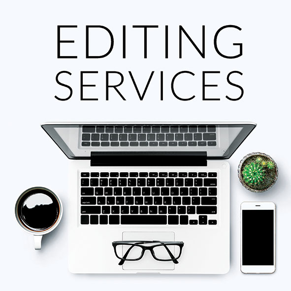 Hend Hegazi editing services