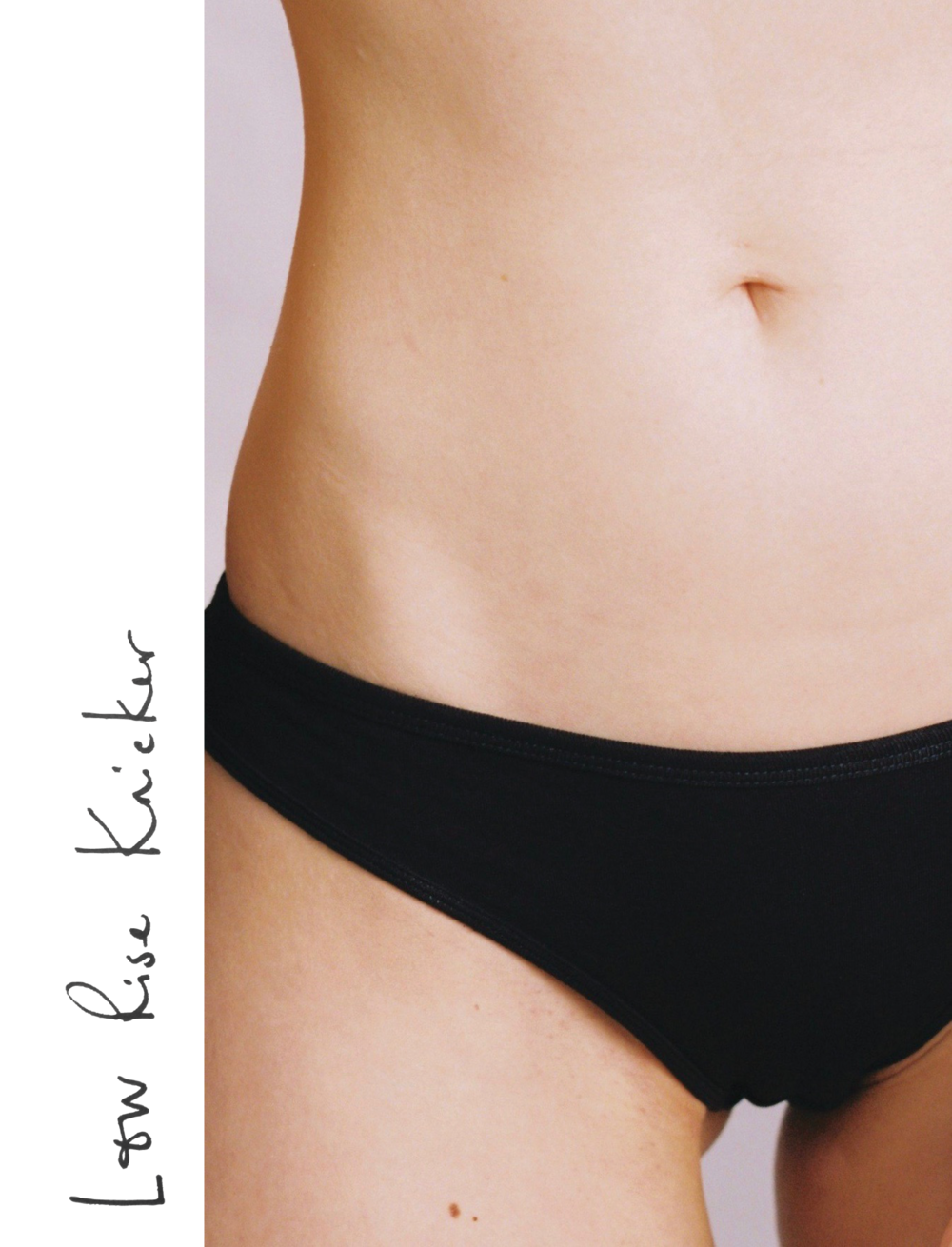 Project Pico Low Rise Knicker