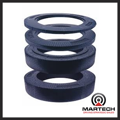 Cretex Pro-Ring Manhole Casting                Grade Adjustment Rings