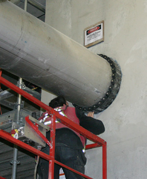 How To Make The Best Concrete Wall Pipe Penetrations In