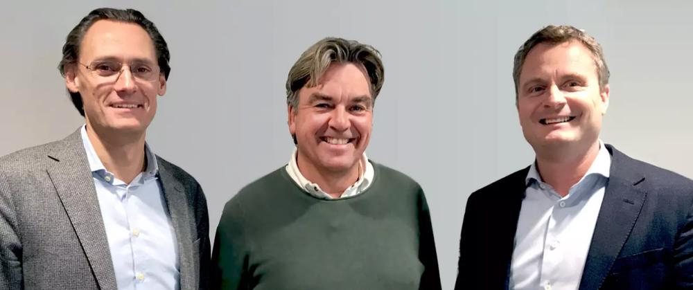 Carl-Johan Bernadotte, Hans-Olof Strömberg & Thomas Jakobsson