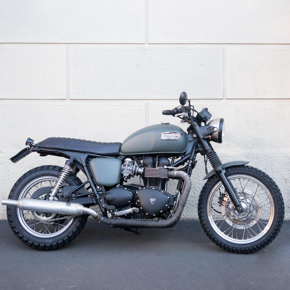 Marca: TRIUMPH Modello: BONNEVILLE 900cc     0 3