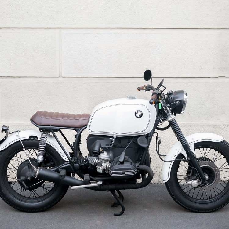 Marca: BMW Modello: R100RS (Special Officine Mermaid)     0 7