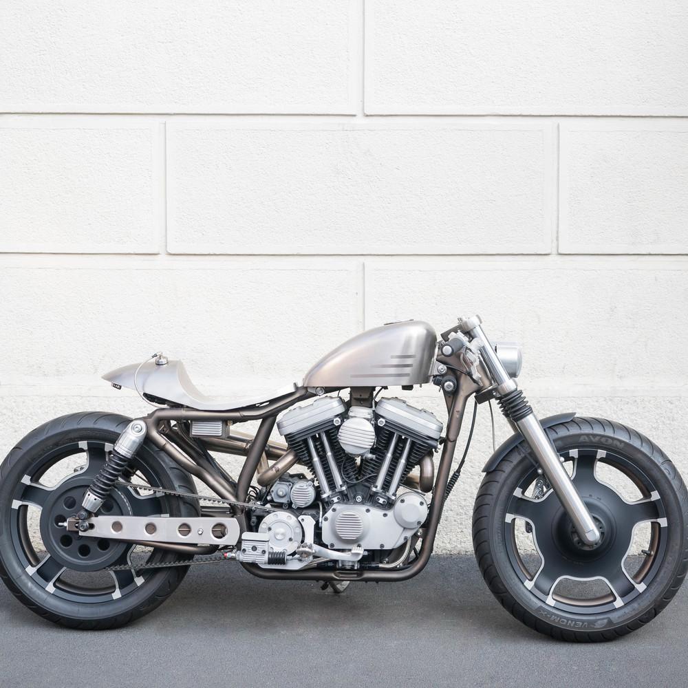 Marca: Harley Davidson Modello: Sportster 1200     0 12