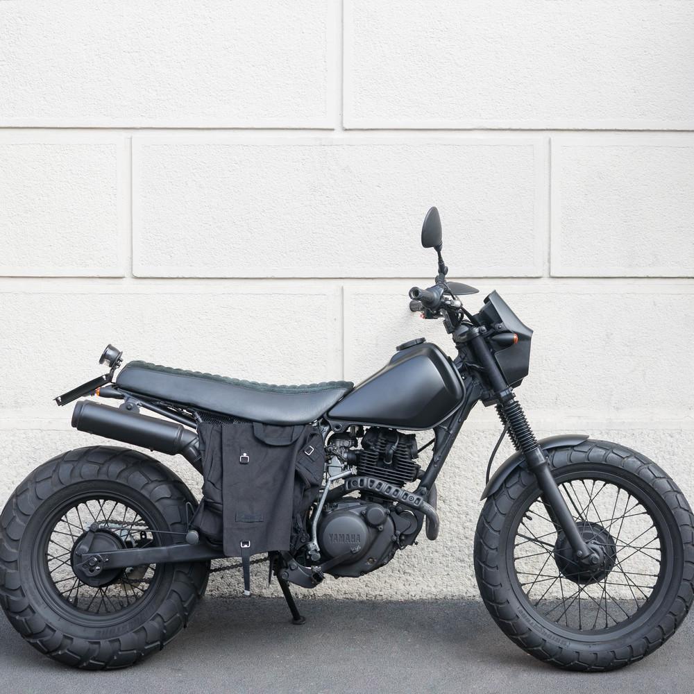 Marca:  Yamaha Modello:  TW200 0 11