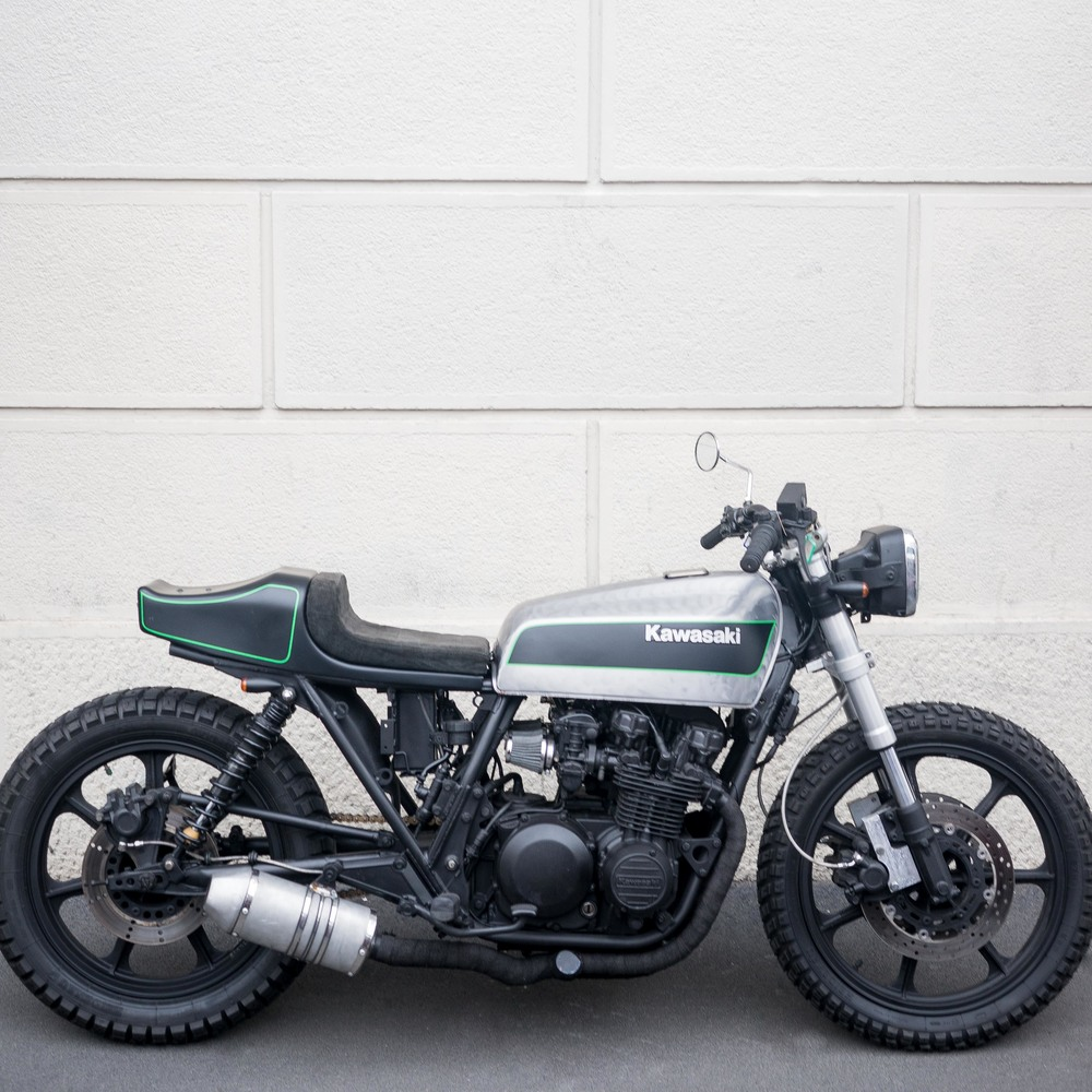Marca:  Kawasaki Modello:  GPz550 0 14