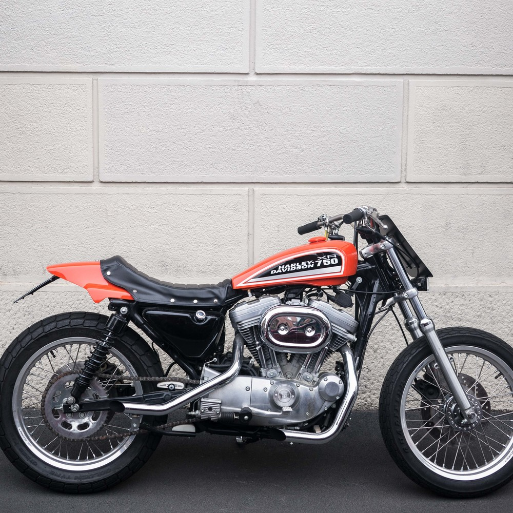 Marca:  Harley Davidson Modello:  883 (Special Officine Mermaid) 0 16
