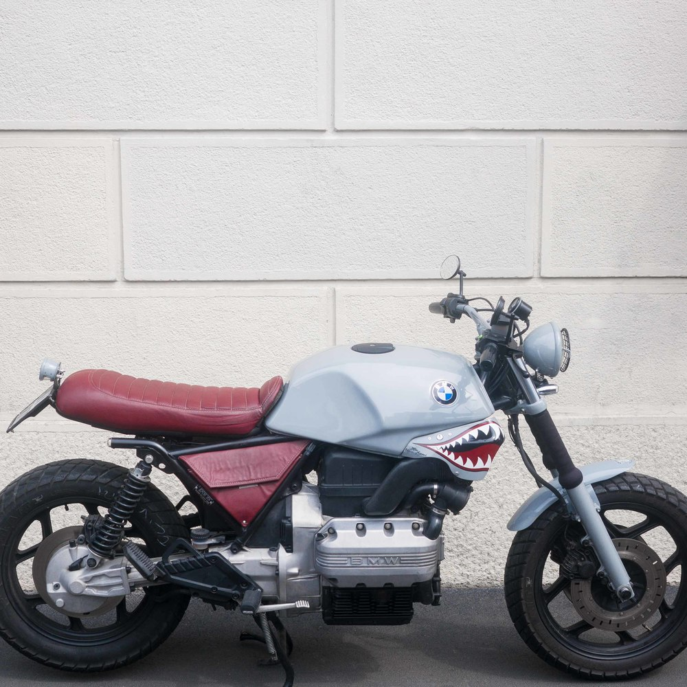 Marca: BMW Modello: K75 (Special Officine Mermaid)     0 17