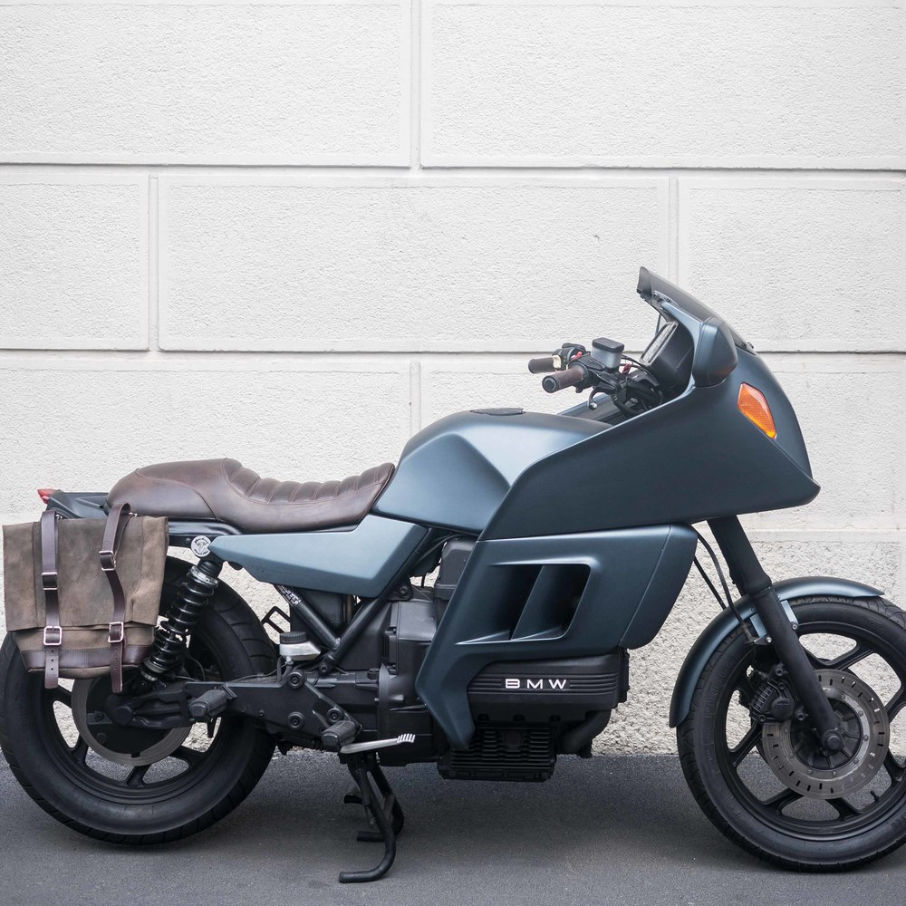 Marca:  BMW Modello:  K100LT (Special Officine Mermaid) 0 22