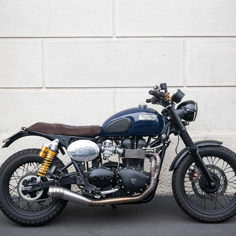 Marca:  TRIUMPH   Modello: BONNEVILLE 900cc      0 25