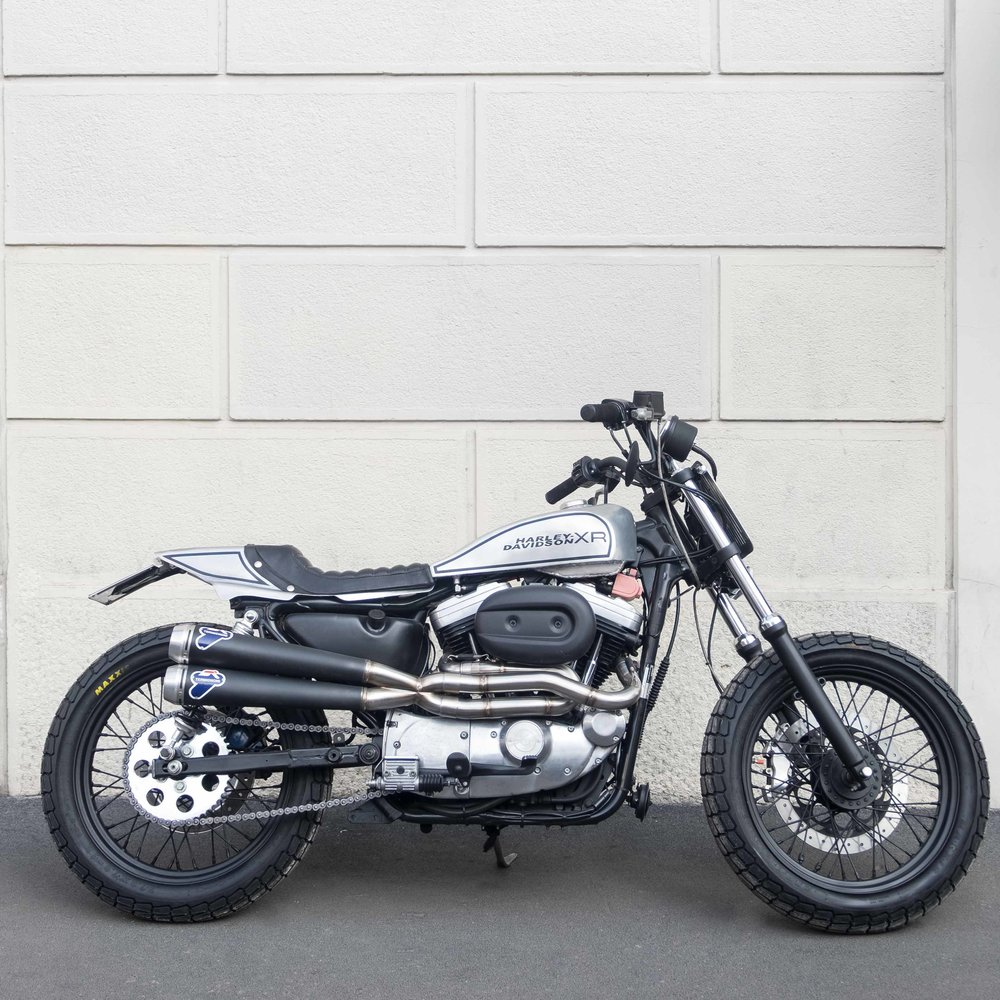 Marca: Harley Davidson Modello: Sportster 1200 (Special Officine M)     0 30